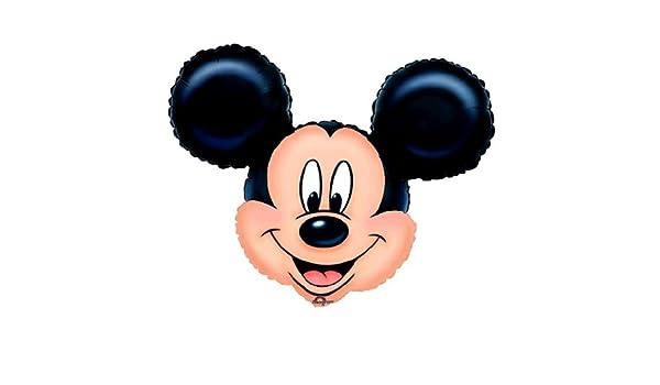 XL Folien Ballon Mickey Mouse69 x 53 cmDisney Micky MausLuftballon