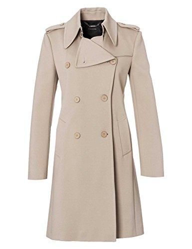 STRENESSE Damen Mantel Winterkollektion beige 40/L