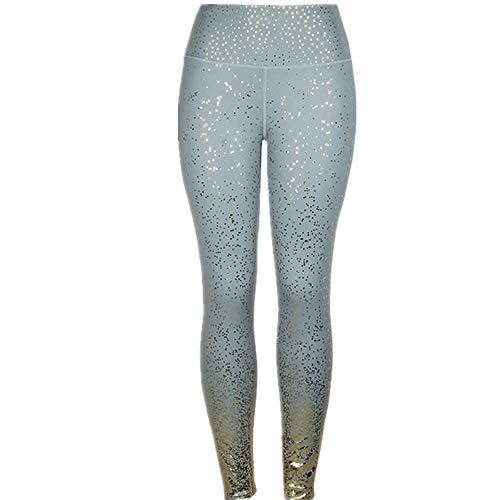 SXZG Frauen Neue 8 Farbe Vergoldung Yoga Hosen Frauen Fitness hohe Taille Sport Leggings dünne dünne Yoga Hosen