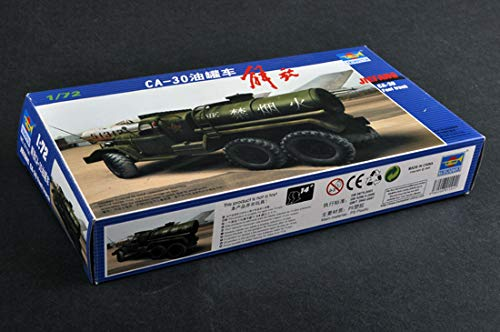 Trumpeter 01104 modellbausatz chinois tank-camion jiefang cA - 30