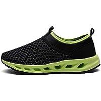 ☺HWTOP Herren Sneakers Sportschuhe Laufschuhe Plateauschuhe Turnschuhe Fashion Männer Wanderschuhe Atmungsaktives Leichte Schuhe Trainer Outdoor Freizeitschuhe Fitnessschuhe Mesh Schuhe
