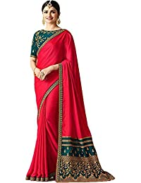 4cf56dfe31340 Miodis Fashion Saree For Women Party Wear Half Sarees Padmavati Silk Pallu  And Utsav Scut With Fancy Embroidery…