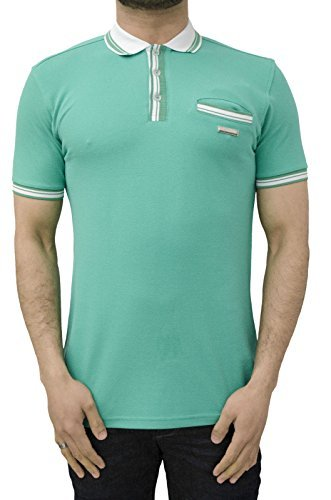 Foray -  Polo  - Maniche corte  - Uomo verde Medium