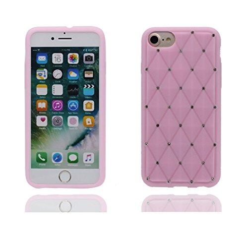 """Étui pour iPhone 7, TPU Matériau (Chat) Couverture arrière pour iPhone 7 (4.7 """"), résistant aux égratignures, antichoc, pleine protection Durable, iPhone 7 (4.7"""") case, iPhone 7 4.7"""" coque Color-10"""