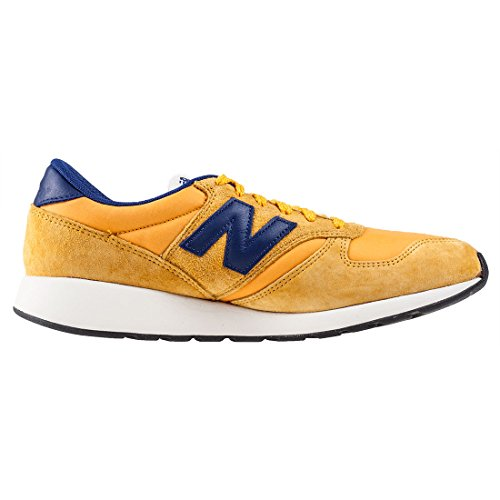 New Balance 420 Herren Sneaker Blau Gelb / Blau