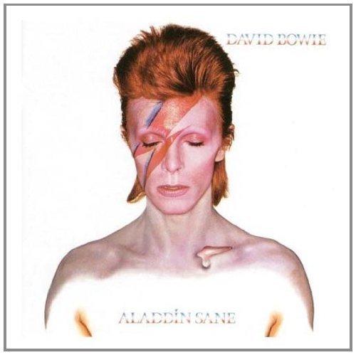 Aladdin Sane Enhanced, Original recording reissued Edition by David Bowie (1999) Audio CD