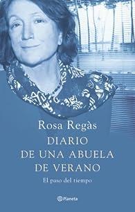Diario de una abuela de verano par Rosa Regas