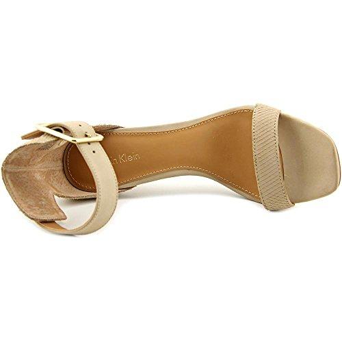 Calvin Klein Vable Nubukleder Sandale Cocoon