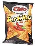 Chio - Tortillas Hot Chili - 125g