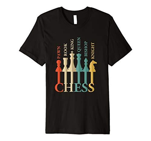 r Bischof Checkmate T Shirt ()