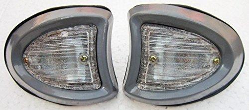 Preisvergleich Produktbild Paar Butler 1553Stil Seite Lampen Bedford TJ J J0J1J2J3Serie-11005306