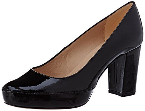 Unisa Numar_18_pa, Zapatos Tacón Mujer, Negro Black