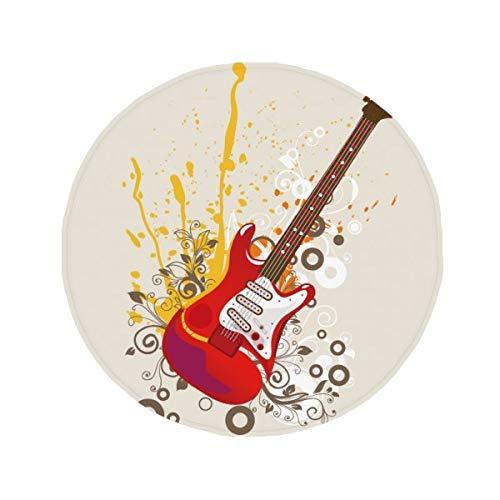 DIYthinker Guitarra eléctrica de la música de Jazz Cultura ...