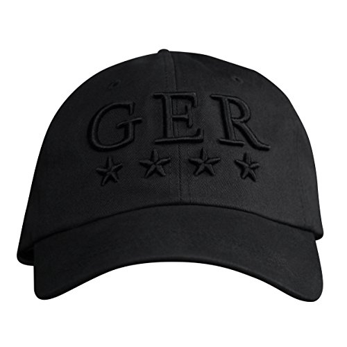 MARQUE NOIRE – GER Basecap - Cap, Baseball Caps, Herren Damen Unisex (Brad Rüstung)