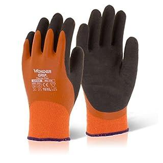 Wonder Grip Thermo Plus Orange XL