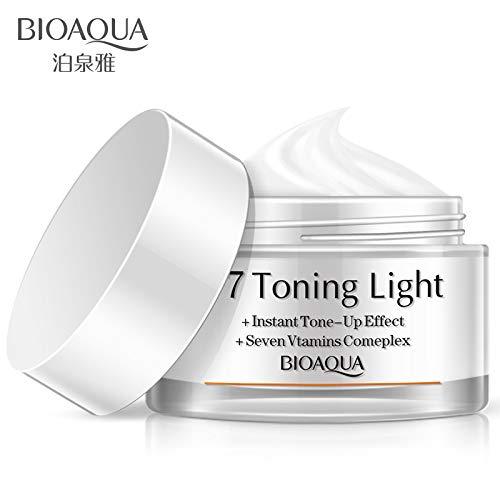 Bioaqua Shopystore Invisible Concealer Repair Rough V7 Vitamins Whitening Cream