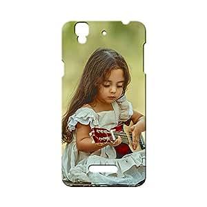 BLUEDIO Designer Printed Back case cover for Micromax Yu Yureka - G6706