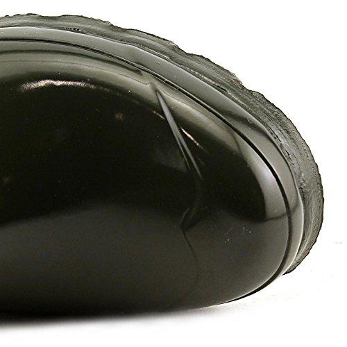 Hunter Original Gloss, Damen Stiefel Dark Olive