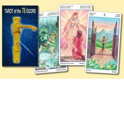 [(Tarot of the 78 Doors * *)] [Author: Pietro Alligo] published on (February, 2005)