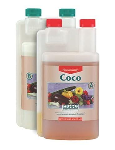 Canna Coco 1L A&B Bottles