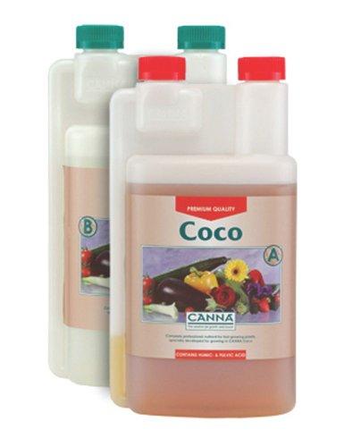 Canna Coco 1L A&B Bottles Set