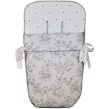 Amazon.es: Saco verano silla de paseo bebe universal - 3 ...