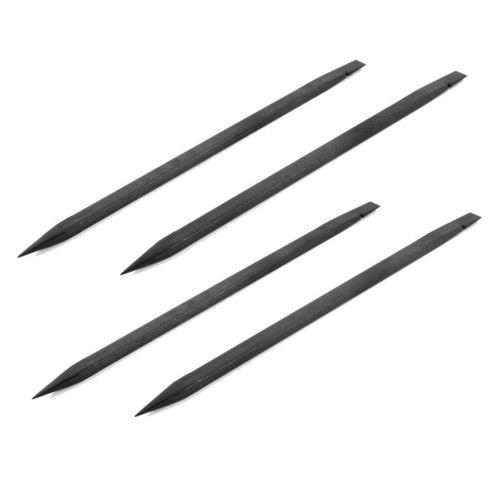 4x Spudger Werkzeug Schwarz Aus Nylon Plastik Für IPad IPhone IPod Tablet Laptop Reparaturen (Ersetzen Sie Bildschirm-iphone 3g)