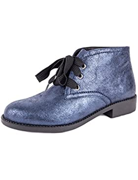 Tamaris Original Samples Scarpe stringate donna Blu Blau 37