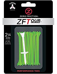 PGA TOUR 40 Tees Zero Friction