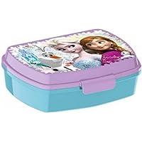 Javoli Eiskönigin Frozen Brotdose Lunchbox Anna ELSA und Olaf preisvergleich bei kinderzimmerdekopreise.eu