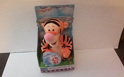 Pooh Bounce Around Tigger