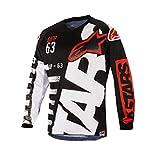 ZCFXJiTuanYZ Hombres al Aire Libre Ciclismo Ropa de Bicicleta de montaña Ropa de Motocross Manga Larga Traje de Ciclismo Camiseta Verano
