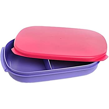 buy tupperware kids divided dish 191 online at low prices in india. Black Bedroom Furniture Sets. Home Design Ideas