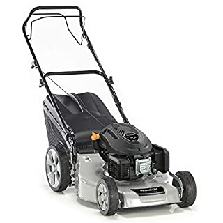 Mountfield 295546048/AMZ SP53 Petrol Rotary Lawnmower, Grey