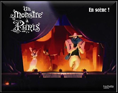 Un monstre à Paris : En scène !