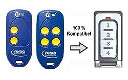 2/x Sommer 4020/TX03 868 4/Kompatibel 868,8/MHz Fernbedienung Ersatz Rolling Code. 868,8/MHz TOP QUALIT/ÄT Slider Transmitter 100/% kompatibel mit 868,8/MHz Sommer-Fernbedienung