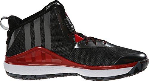 Adidas J Wall 1 - Noir / rouge 8 Black/Red
