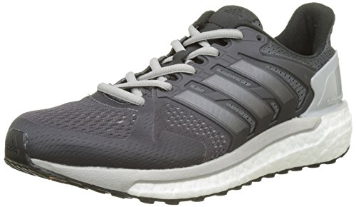 adidas Damen Supernova ST Laufschuhe, Grau (Grey Five/Night Metallic/Core Black), 39 1/3 EU -