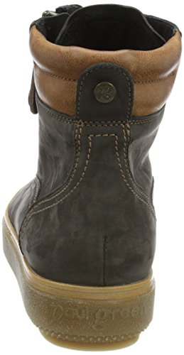 Paul Green 9276001, Sneaker a Collo Alto Donna nero (nero)