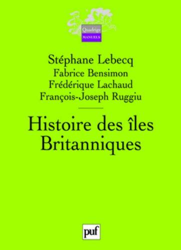 Histoire des îles Britanniques