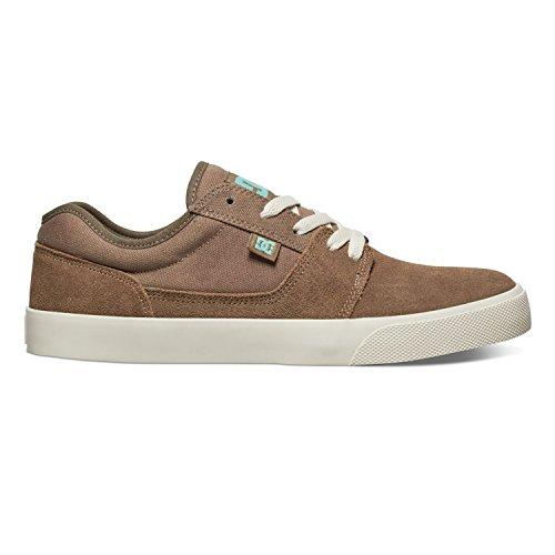 DC TONIK Unisex-Erwachsene Sneakers  Light Brown/Brown