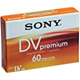 Sony DVM-60 PR3 Videocassetta mini-DV (60min)