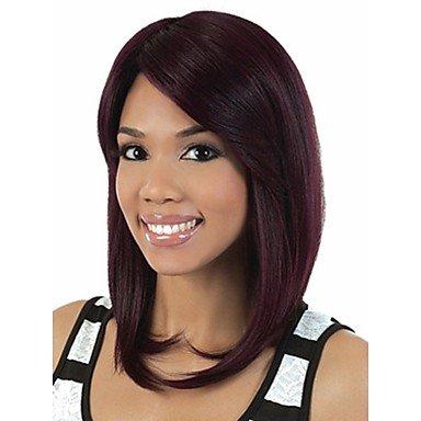 HJL-nuove donne eleganti estensioni parrucca signora syntheic