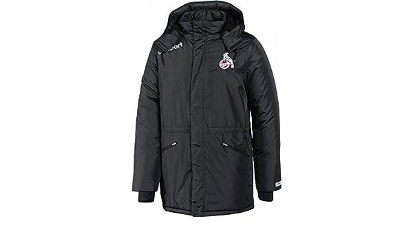uhlsport 1.FC K/öln Ultra Lite Daunenjacke Winterjacke Marine-Azurblau 3XL