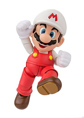 Bandai-Tamashii-Nations-SHFiguarts-Fire-Mario-Super-Mario-Action-Figure