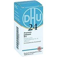 Biochemie Dhu 24 Arsenum jodatum D 12 Tabletten 80 stk preisvergleich bei billige-tabletten.eu