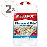 Gardopia Mellerud Fliesen und Stein Grundreiniger Sparpakete (2 x 2,5 Liter)