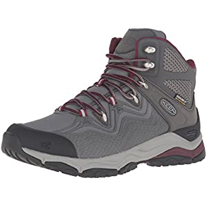 41ft7T17aJL. SS300  - KEEN Women's Aphlex Mid Wp High Rise Hiking Boots