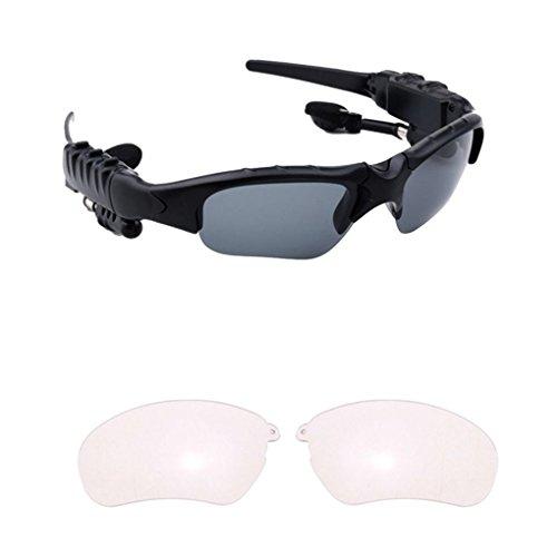 Provide The Best Smart-Stereo Bluetooth 4.1 Brille Headset Kopfhörer drahtlose Bluetooth Sport Sonnenbrille Kopfhörer Brillen