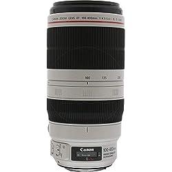 Canon Objectif EF 100-400 mm f/4,5-5,6 IS II USM Noir